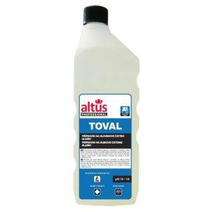 ALTUS Professional TOVAL čistiaci prostriedok na hĺbkové čistenie dlažby