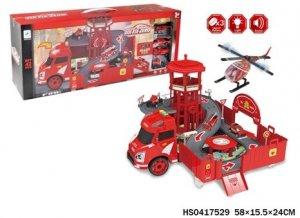 HM Studio hasičská stanica