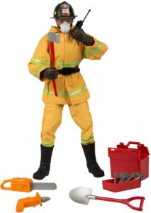 EP Line Peacekeepers figurka hasiče