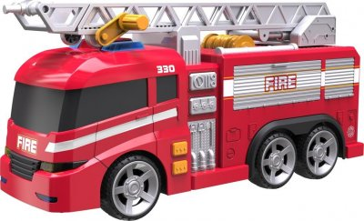 Teamsterz hasičské auto s realistickými efektami