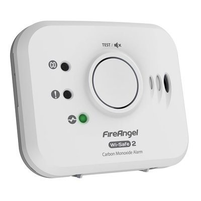 FireAngel W2-CO-10X-EU detektor CO s alarmem