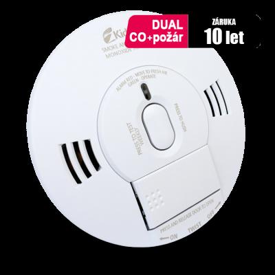 Kidde 10SCO Kombiniert Brand- und CO-Detektor mit Alarm