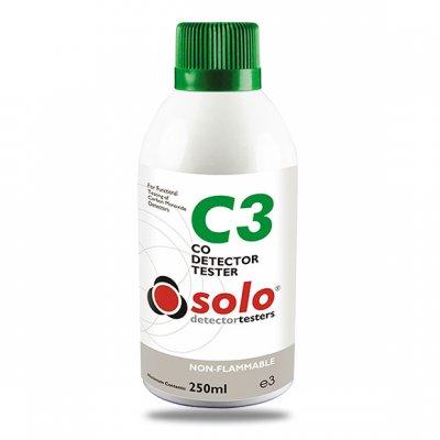 RADAL C3 testovací plyn pre detektory tabakového dymu 250 ml
