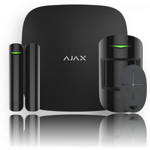 Ajax StarterKit Plus centrální set bezdrátového zabezpečovacího systému