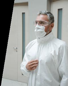 IN-tex MEDIMAN® 2020 ochranný oblek