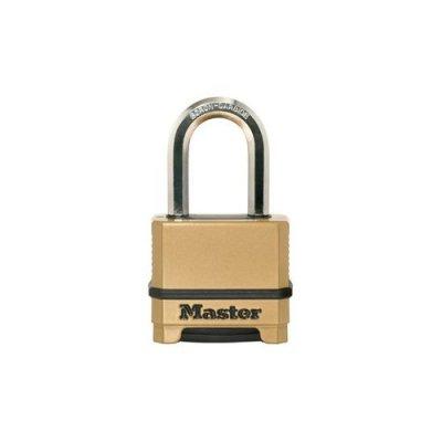 Master Lock Excell M175EURDLH kombinační visací zámek 56 mm