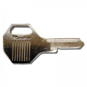 Excell sada 50ks polotovar k výrobě náhradního klíče
