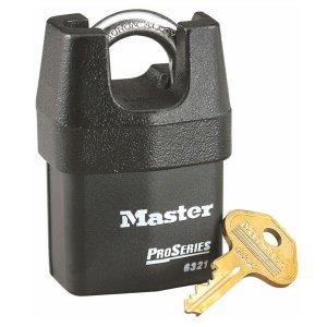 Master Lock PRO 6321EURD visací zámek se zapuštěným třmenem 54 mm