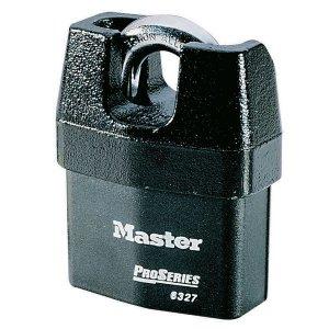 Master Lock PRO 6327EURD visací zámek se zapuštěným třmenem 67 mm