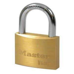 Master Lock 4160 mosazný visací zámek 60 mm