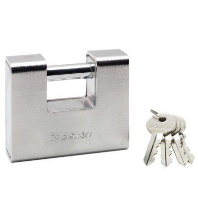 Master Lock 690EURD obdélníkový visací zámek 90 mm