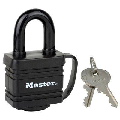 Master Lock 7804EURD odolný visací zámek 40 mm