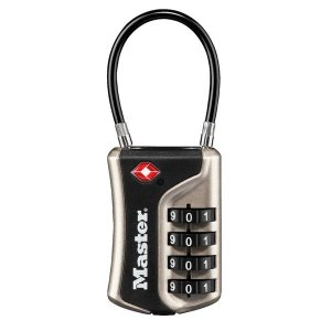 Master Lock TSA 4697EURDNKL visací kombinační zámek 36 mm