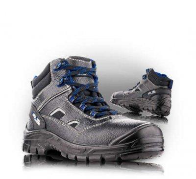 VM BRUSEL bezpečnostná obuv - členková