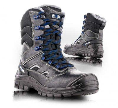 VM SHEFFIELD pracovní obuv - zimní provedení - poloholeňová