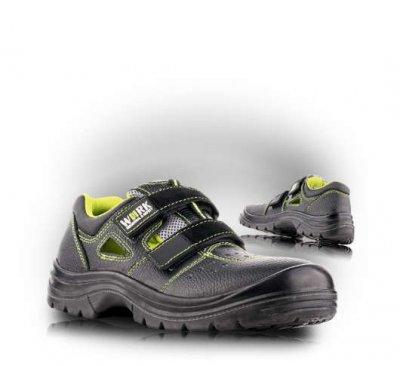 VM UPPSALA bezpečnostná obuv - sandále