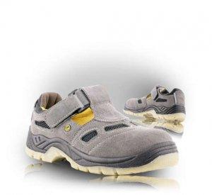 VM BERN bezpečnostná obuv - sandále