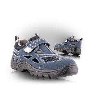 VM AMSTERDAM bezpečnostná obuv - sandále