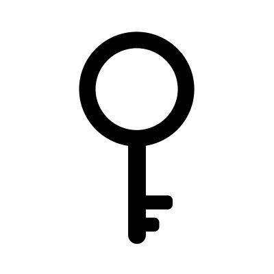Python polotovar k výrobě náhradního klíče k zámkům (8417, 8418)