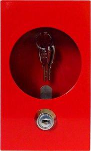 Schránka na kľúče - pre vertikálnu inštaláciu