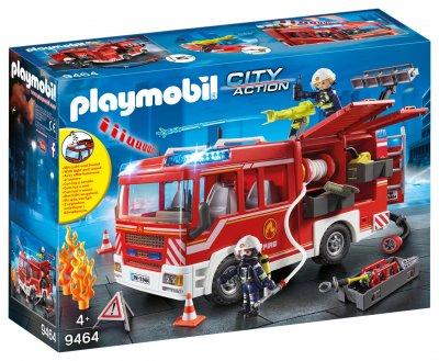 PLAYMOBIL® 9464 Hasičské auto so striekačkou