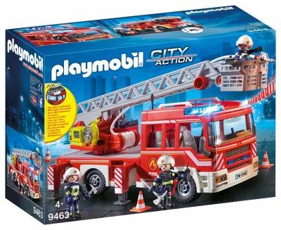 PLAYMOBIL® 9463 Hasičské auto se žebříkem