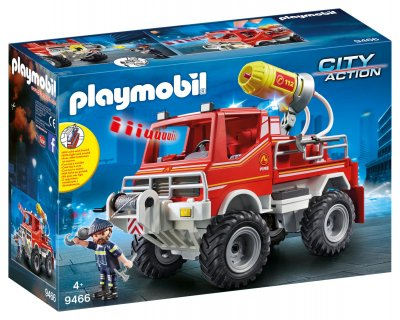 PLAYMOBIL® Feuerwehr-Truck