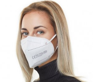 Tex-Tech PREMIUM filtračné respirátor FFP2