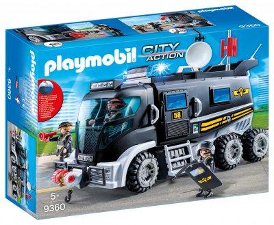 PLAYMOBIL® 9360 Nákladní vozidlo speciální jednotky