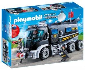 PLAYMOBIL® SEK-Truck mit Licht und Sound