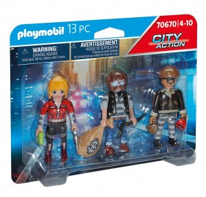 PLAYMOBIL® Figurenset Ganoven
