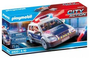 PLAYMOBIL® Polizei-Einsatzwagen