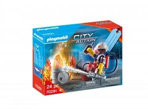 "PLAYMOBIL® Geschenkset ""Feuerwehr"""