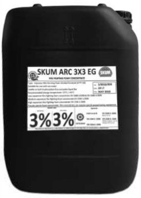 SKUM ARC 3x3 EG Concentrate pěnidlo