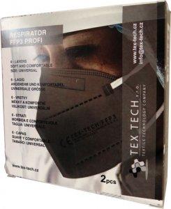 Tex-Tech PREMIUM filtrační respirátor FFP3