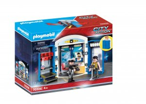 "PLAYMOBIL® Spielbox ""In der Polizeistation"""