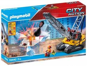 PLAYMOBIL® 70442 Pásový žeriav