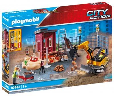 PLAYMOBIL® 70443 Minibager