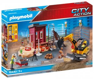 PLAYMOBIL® 70443 Minibagr