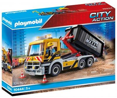 PLAYMOBIL® 70444 Nákladní vůz s výměnnou nástavbou