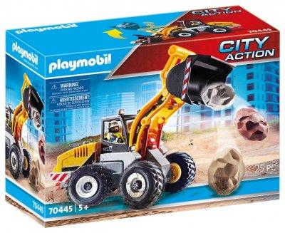 PLAYMOBIL® 70445 Kolový nakladač