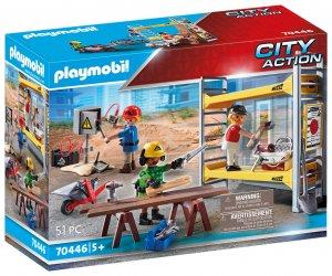 PLAYMOBIL® Baugerüst mit Handwerkern