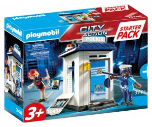 PLAYMOBIL® StarterPack policie