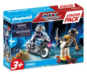 PLAYMOBIL® Starter Pack Polizei Ergänzungsset