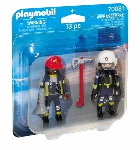 PLAYMOBIL® 70081 DuoPack Hasiči záchranáři