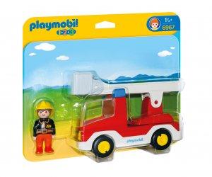 PLAYMOBIL® Feuerwehrleiterfahrzeug