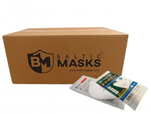 Baltic masks respirátor FFP2 - balení 540 ks