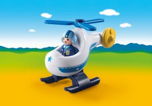 PLAYMOBIL® 9383 Policejní helikoptéra