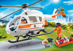 PLAYMOBIL® 70048 Záchranný vrtulník