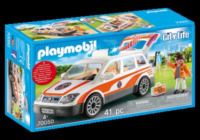 PLAYMOBIL® 70050 Nouzové auto se sirénou